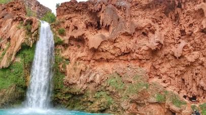 Weird rock formations