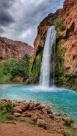 Havasu Falls up close and personal